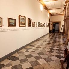 Exposição inédita reuniu quadros de três expoentes da Escola Baiana de Pintura no Museu da Misericórdia