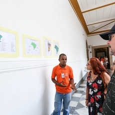 Museu da Misericórdia realiza visitas em quatro línguas