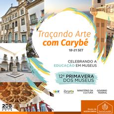 'Traçando Arte com Carybé' é tema do Museu da Misericórdia na 12ª Primavera dos Museus
