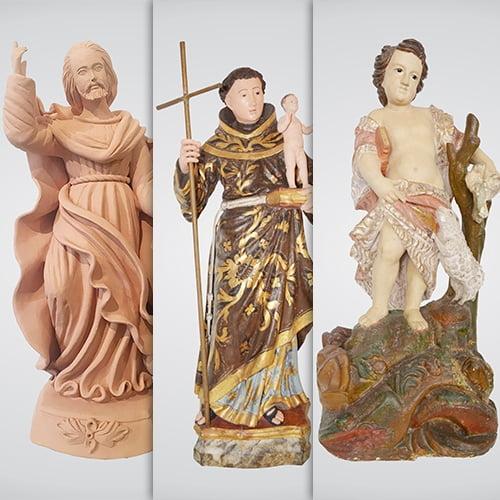 Santos Juninos: exposição celebra fé e história